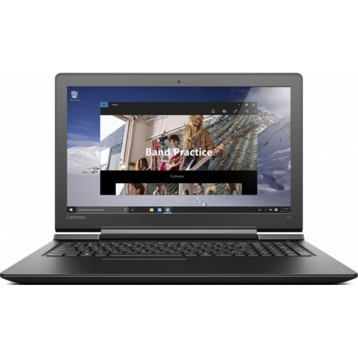 Ноутбук Lenovo IdeaPad 700-15ISK (80RU002NRK) Black