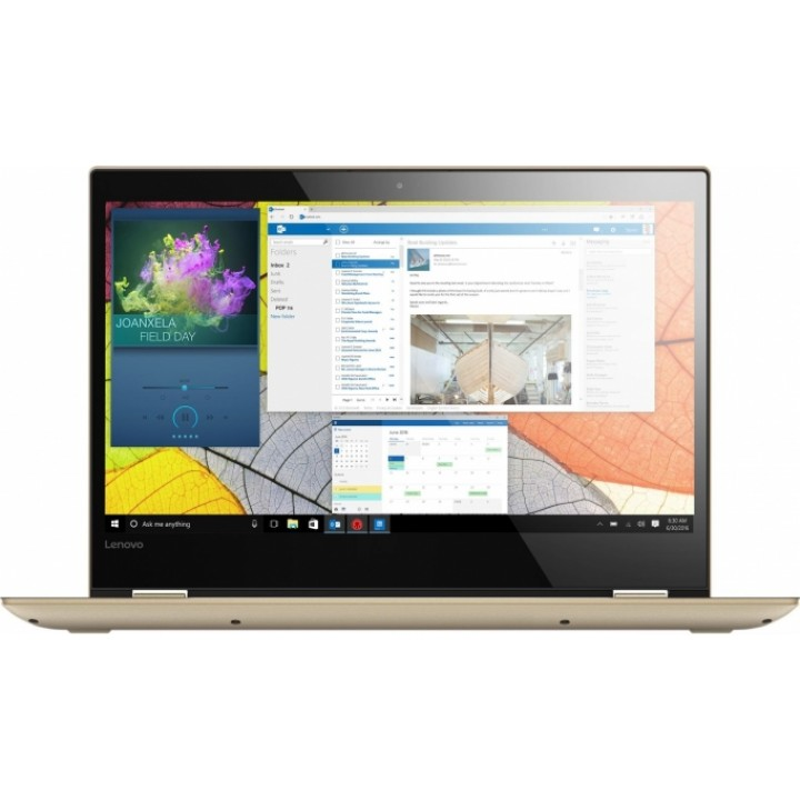 Ультрабук Lenovo Yoga 520-14IKB (80X8001YRK) Gold