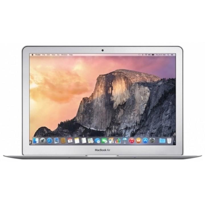 """Ноутбук Apple MacBook Air 13"""" MQD42RU/A Silver"""