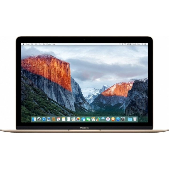 "Ноутбук Apple MacBook 12"" MNYK2RU/A Gold"