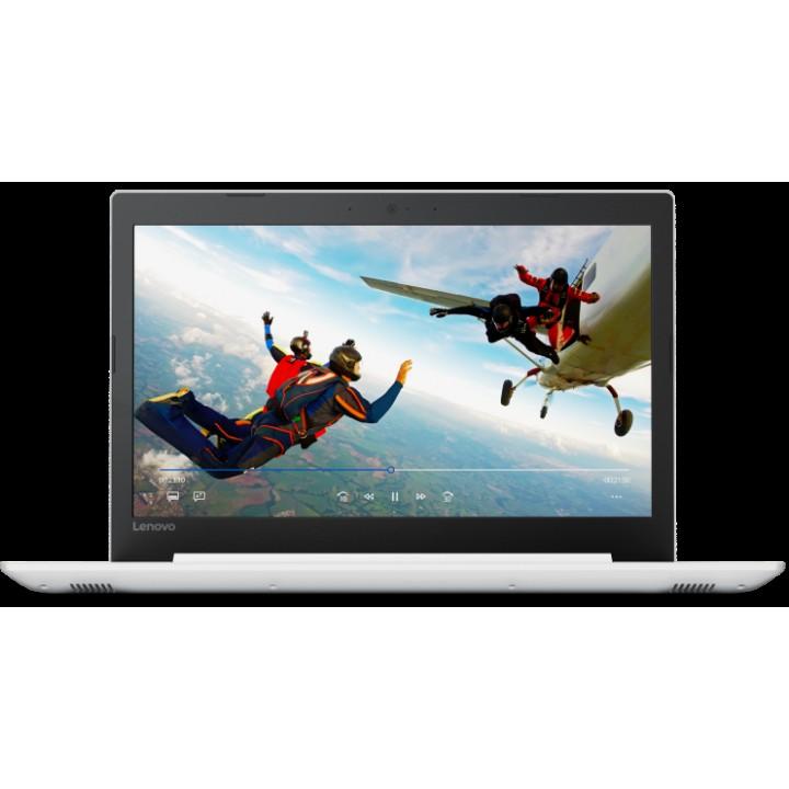 Ноутбук Lenovo IdeaPad 320-15IAP (80XR001WRK) White