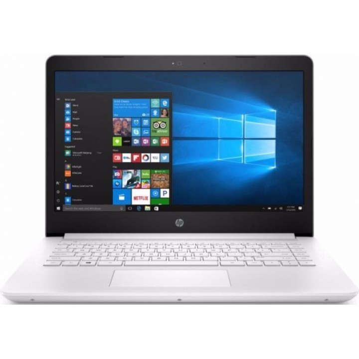 Ноутбук HP 14-bp009ur (1ZJ42EA) White