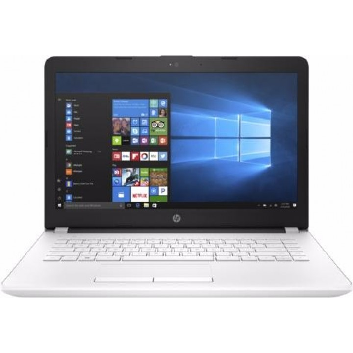 Ноутбук HP 14-bs012ur (1ZJ57EA) White