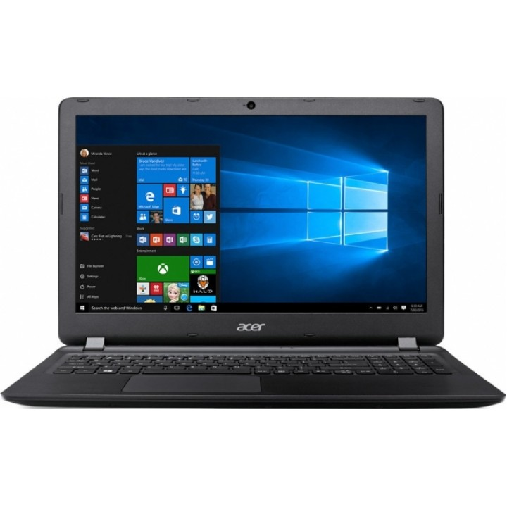 Ноутбук Acer Aspire ES1-523-886K (NX.GKYER.043) Black