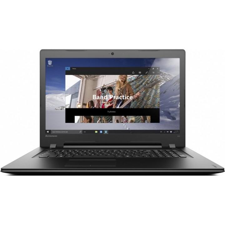 Ноутбук Lenovo IdeaPad 300-17ISK (80QH00FCRK) Black