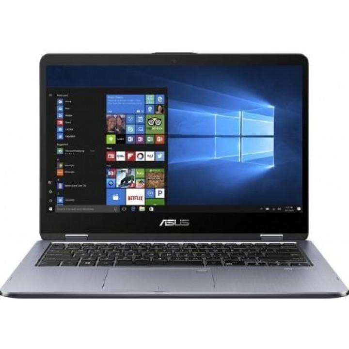 Ноутбук-трансформер Asus VivoBook Flip 14 TP410UA-EC303T (90NB0FS1-M08370) Gray