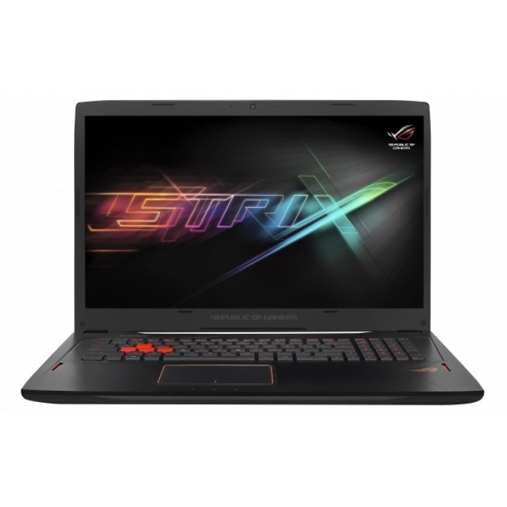 Ноутбук Asus ROG Strix GL702ZC-GC098T (90NB0FV1-M01350) Black