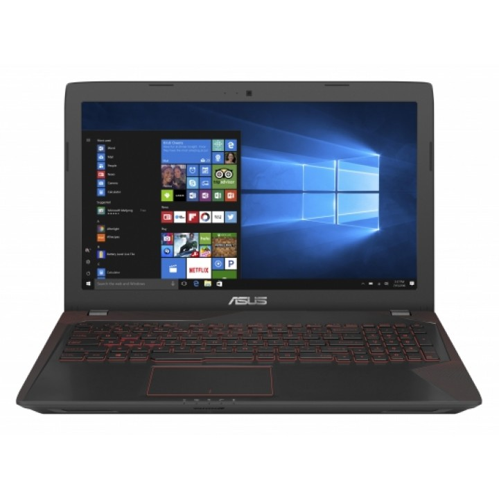 Ноутбук Asus FX553VE-DM467 (90NB0DX4-M06980) Black