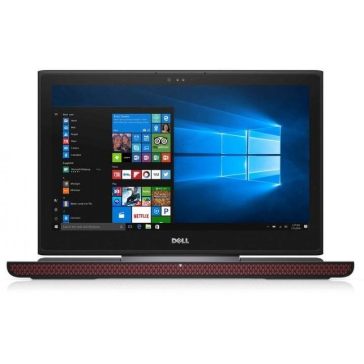 Ноутбук Dell Inspiron 15 7567 (7567-1863) Red