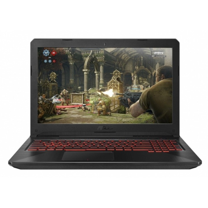 Ноутбук Asus TUF Gaming FX504GD-E4267 (90NR00J3-M09980) Metal
