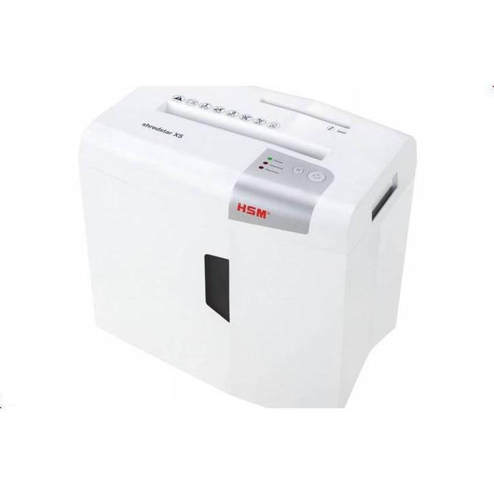 Шредер HSM Shredstar X5-4.5x30 White