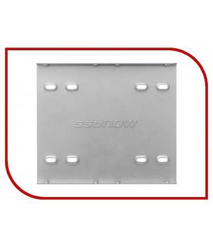 Аксессуар Салазки Kingston SNA-BR2/35 для установки SSD/HDD 2.5 в отсек 3.5