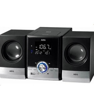 Минисистема AEG MC 4461 BT Black