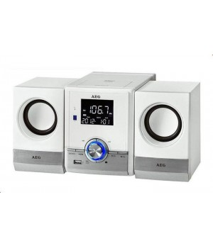 Минисистема AEG MC 4461 BT White
