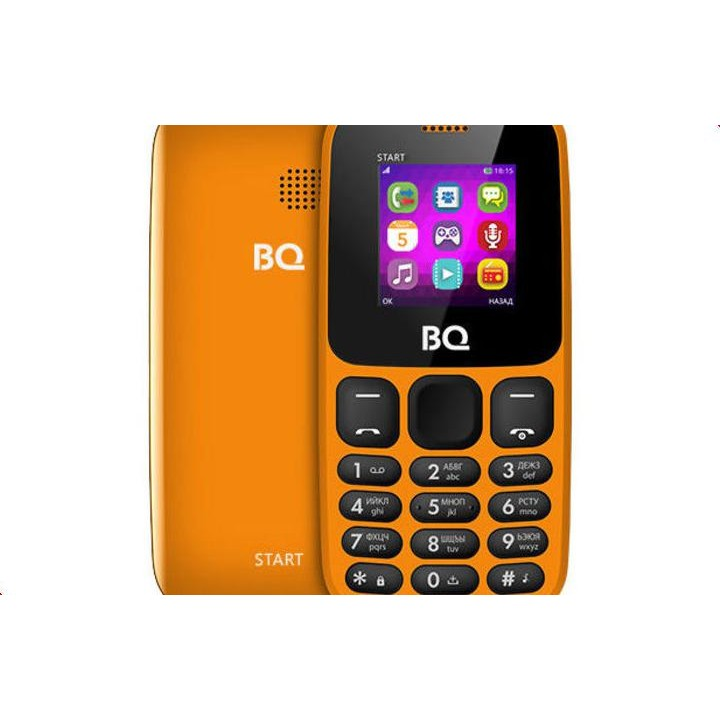 Сотовый телефон BQ 1413 Start Orange