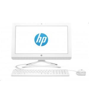Моноблок HP 20-c403ur 4HB62EA Snow White (AMD E2-9000 1.8 GHz/4096Mb/500Gb/DVD-RW/AMD Radeon R2/Wi-Fi/19.5/1600x900/Windows 10 64-bit)
