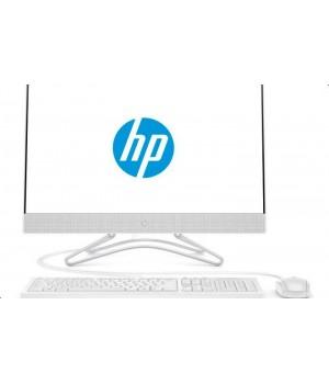 Моноблок HP 22-c0010ur 4HE00EA Snow White (Intel Pentium J5005 1.5 GHz/4096Mb/500Gb/DVD-RW/Intel HD Graphics/Wi-Fi/21.5/1920x1080/DOS)