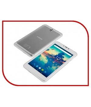 Планшет Digma Plane 7561N 3G Silver PS7176MG (MediaTek MT8321 1.3GHz/1024Mb/16Gb/3G/Wi-Fi/Bluetooth/GPS/Cam/7.0/1280x800/Android)