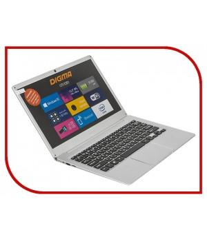 Ноутбук Digma CITI E301 Silver ES3008EW (Intel Atom x5-Z8350 1.44 GHz/4096Mb/32Gb SSD/Intel HD Graphics/Wi-Fi/Bluetooth/Cam/13.3/1920x1080/Windows 10 Home 64-bit)