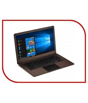 Ноутбук Prestigio SmartBook 141 C2 Dark Brown PSB141C02ZFH_DB_CIS (Intel Celeron N3350 1.1 GHz/3072Mb/32Gb SSD/Intel HD Graphics/LAN/Wi-Fi/Bluetooth/Cam/14.1/1920x1080/Windows 10 Home)