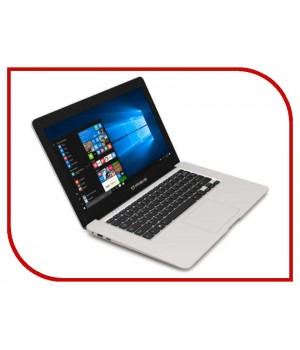 Ноутбук Irbis NB62 White (Intel Atom x5-Z8350 1.44 GHz/2048Mb/32Gb SSD/Intel HD Graphics/Wi-Fi/Bluetooth/Cam/14.0/1920x1080/Windows 10)
