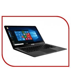 Ноутбук KREZ N1304 Black (Intel Celeron N3350 1.1 GHz/3072Mb/1000Gb/No ODD/Intel HD Graphics/Wi-Fi/Bluetooth/Cam/13.3/1920x1080/Windows 10 Pro)