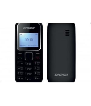 Сотовый телефон Digma LINX A105 2G Black