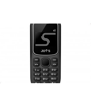 Сотовый телефон Joys S1 DS Black