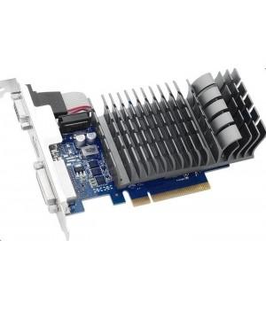 Видеокарта ASUS GeForce GT 710 954Mhz PCI-E 2.0 2048Mb 1800Mhz 64 bit DVI VGA HDMI HDCP 710-2-SL