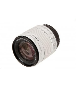 Объектив Canon EF-S 18-55 mm F/4-5.6 IS STM White