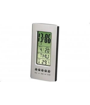Погодная станция Термометр-часы настольный Hama H-75298