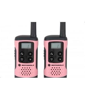 Рация Motorola TLKR-T41 Pink