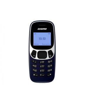 Сотовый телефон Digma Linx A105N 2G Dark-Blue