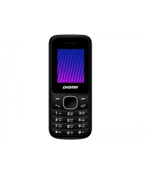 Сотовый телефон Digma LINX A170 2G Black-Blue