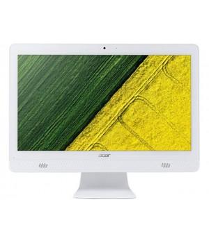 Моноблок Acer Aspire C20-820 White DQ.BC6ER.007 (Intel Pentium J3710 1.6 GHz/4096Mb/500Gb/DVD-RW/Intel HD Graphics/Wi-Fi/Bluetooth/19.5/1600x900/DOS)