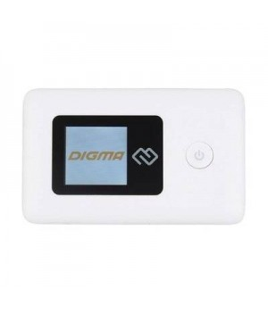 Digma Mobile Wi-Fi 3G/4G White DMW1969