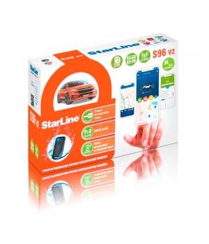 StarLine S96 v2 BT 2CAN+4LIN 2SIM GSM GPS
