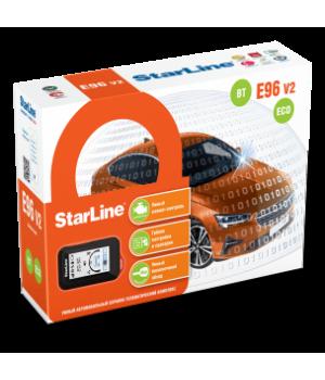 StarLine E96 V2 BT 2CAN+4LIN ECO