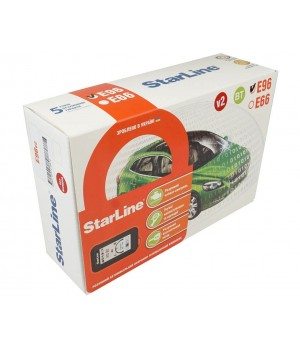 StarLine E96 V2 BT 2CAN+4LIN GSM GPS