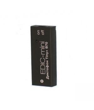 Диктофон Edic-mini Tiny + B70-75HQ