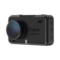 Видеорегистратор с GPS радар-детектором Fujida Karma Pro WiFi