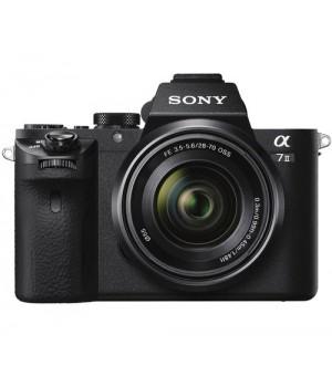 Фотоаппарат Sony Alpha A7 II kit (28-70mm) (ILCE7M2KB.CEC)