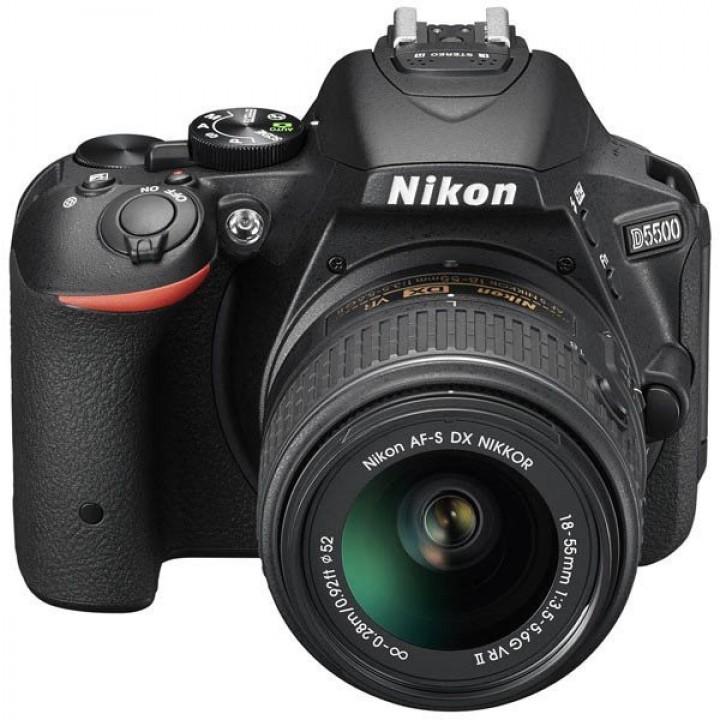 Nikon D5500 kit 18-55