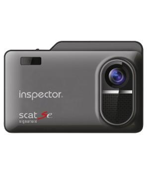 Видеорегистратор с сигнатурным радар-детектором INSPECTOR SCAT SE (QUAD HD)