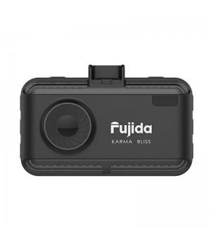 Видеорегистратор с GPS радар-детектором Fujida Karma Bliss WiFi