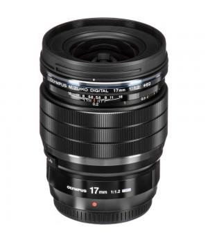 Olympus ED 17mm f/1.2 Pro