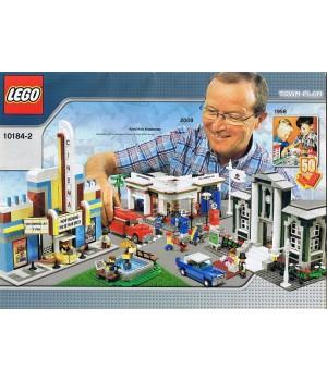 LEGO 10184 Town Plan