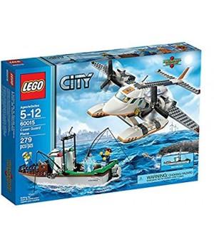 Lego Coast Guard Plane 60015