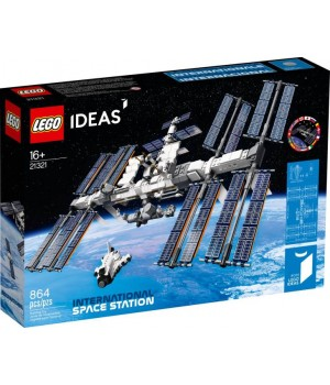 Lego International Space Station 21321