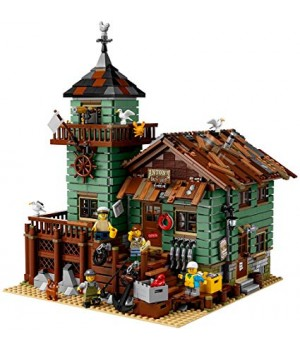 Lego Old Fishing Store 21310